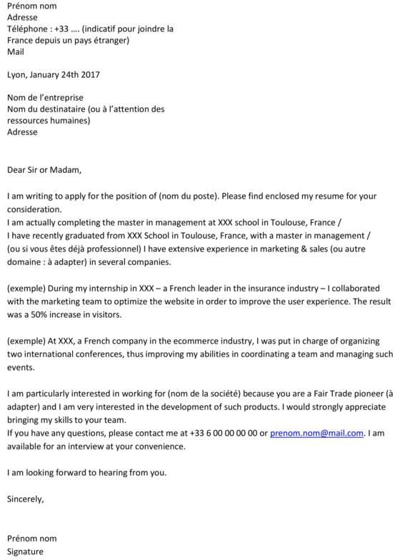 lettre pour notaire modele
