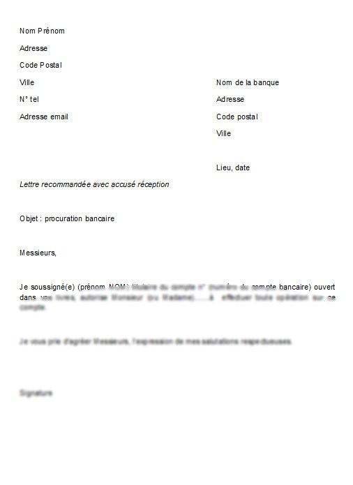 lettre procuration etat des lieux