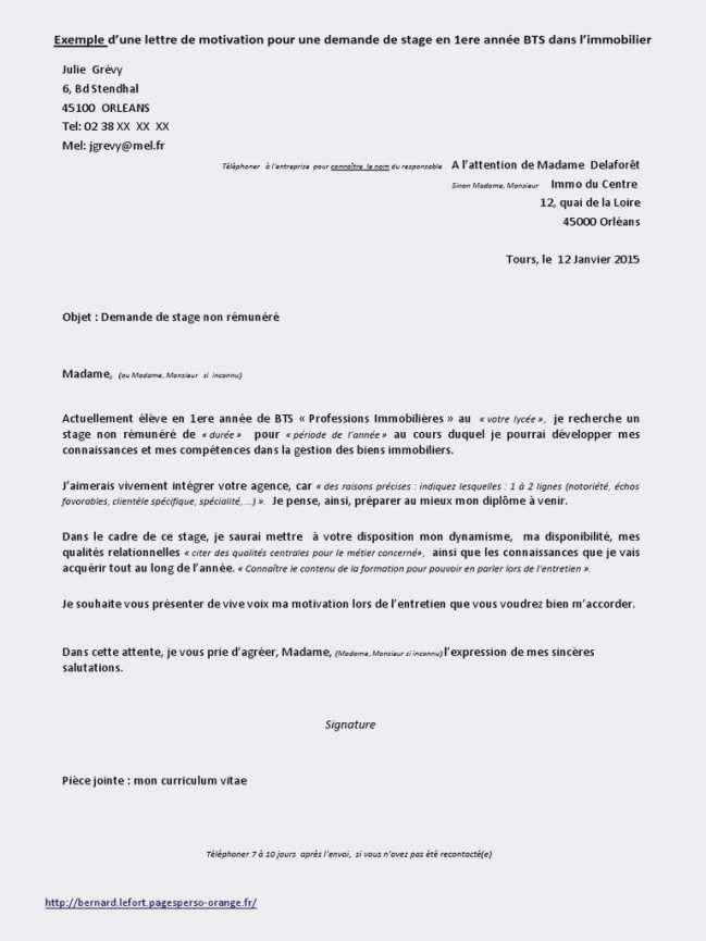lettre reclamation orange