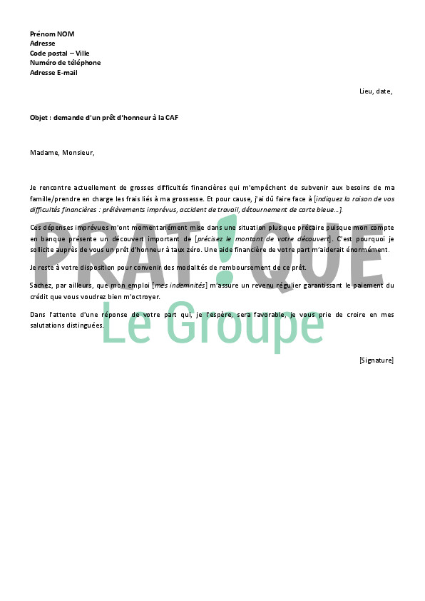 lettre remboursement pret immobilier par anticipation