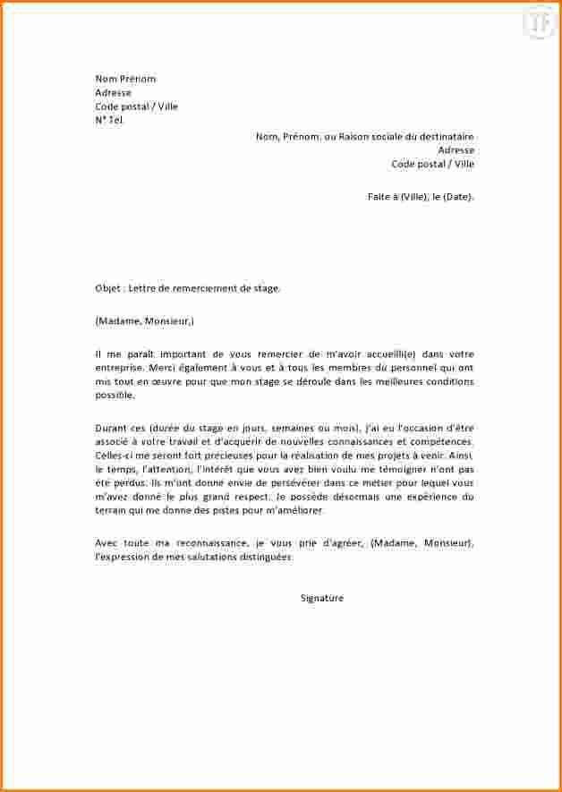 lettre remerciement banquier