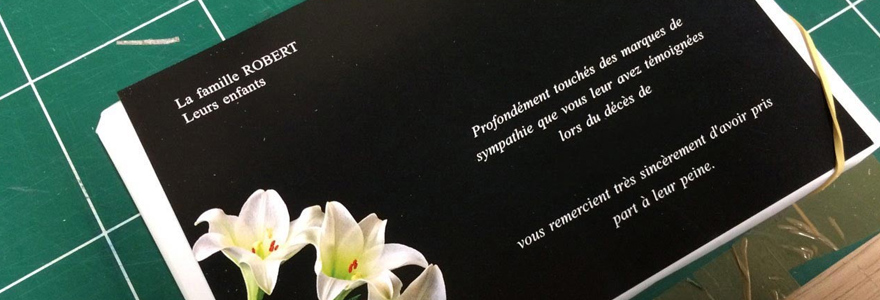 lettre remerciement deces gratuit