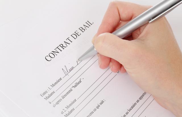 lettre renouvellement de bail