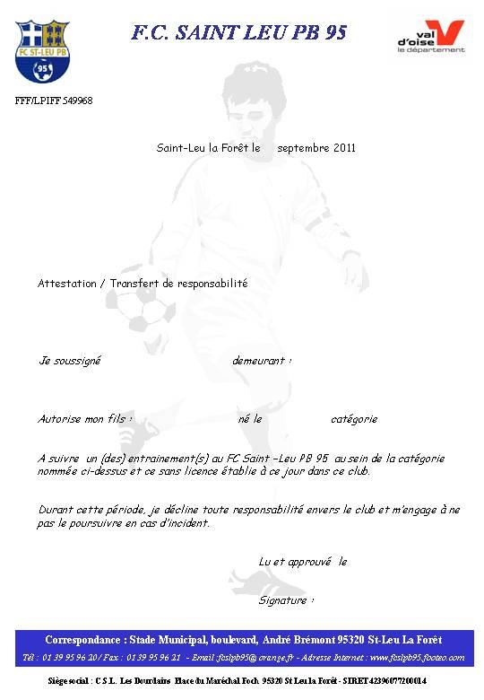 lettre sportive