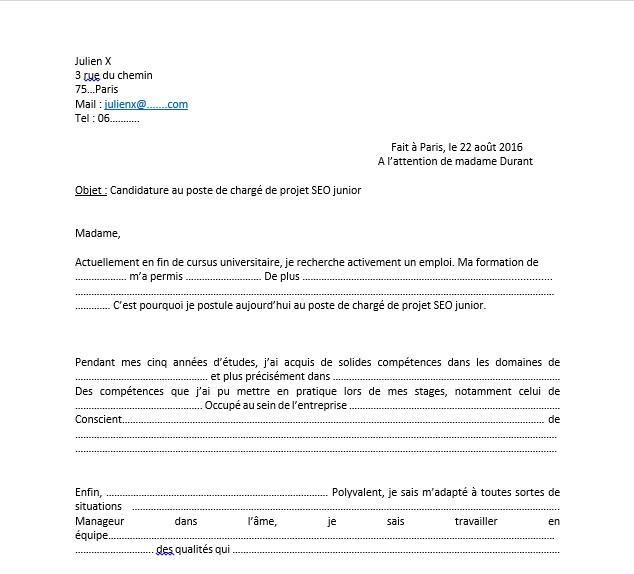 lettre taxe habitation