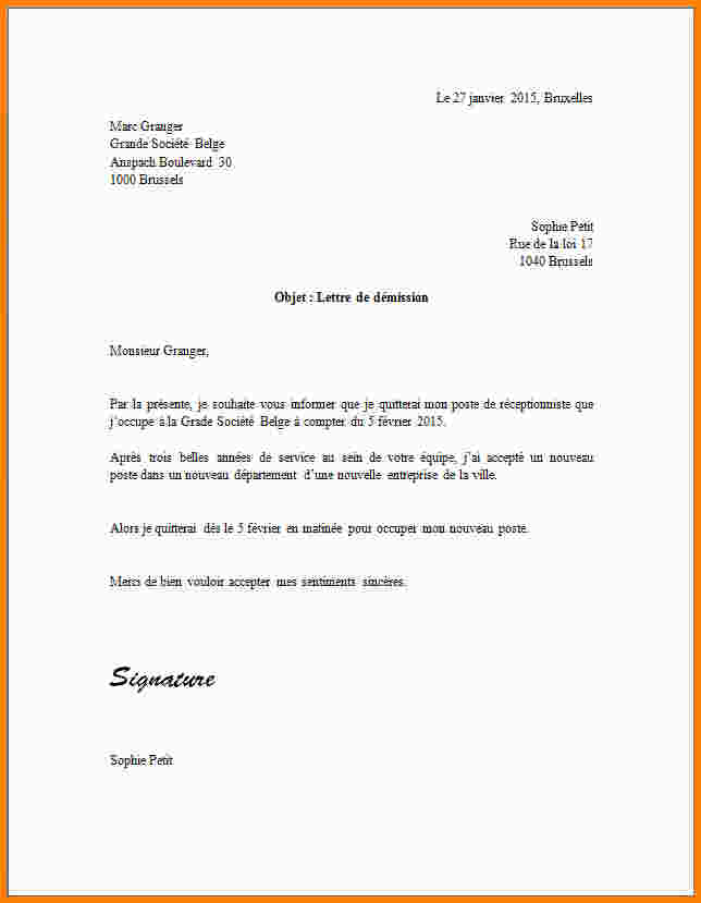 lettre tipe