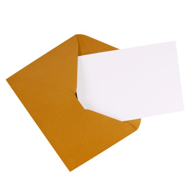 lettre vierge