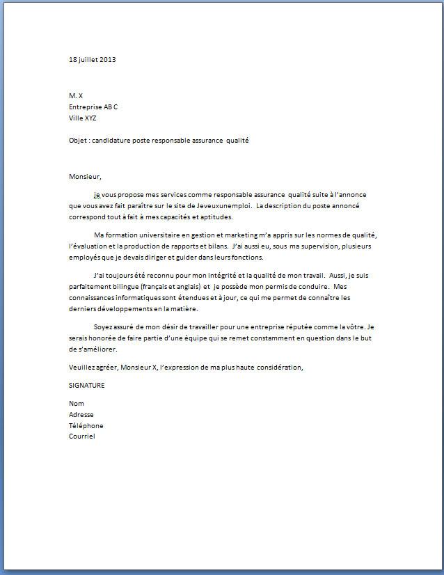 lettres de motivation hotesse d accueil
