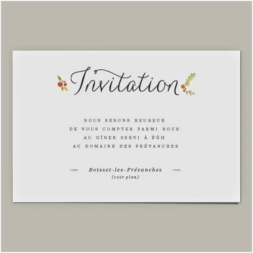 message d u0026 39 invitation repas