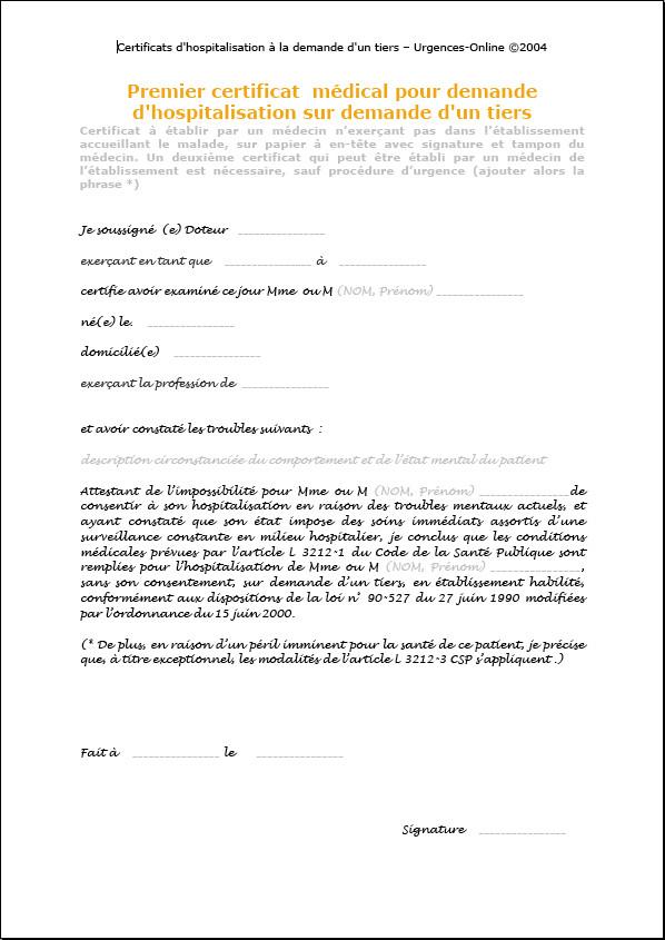 model autorisation paternel