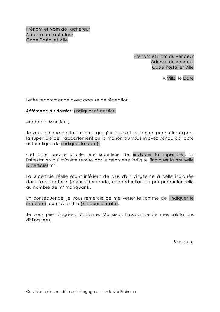 model de lettre de reclamation de paiement