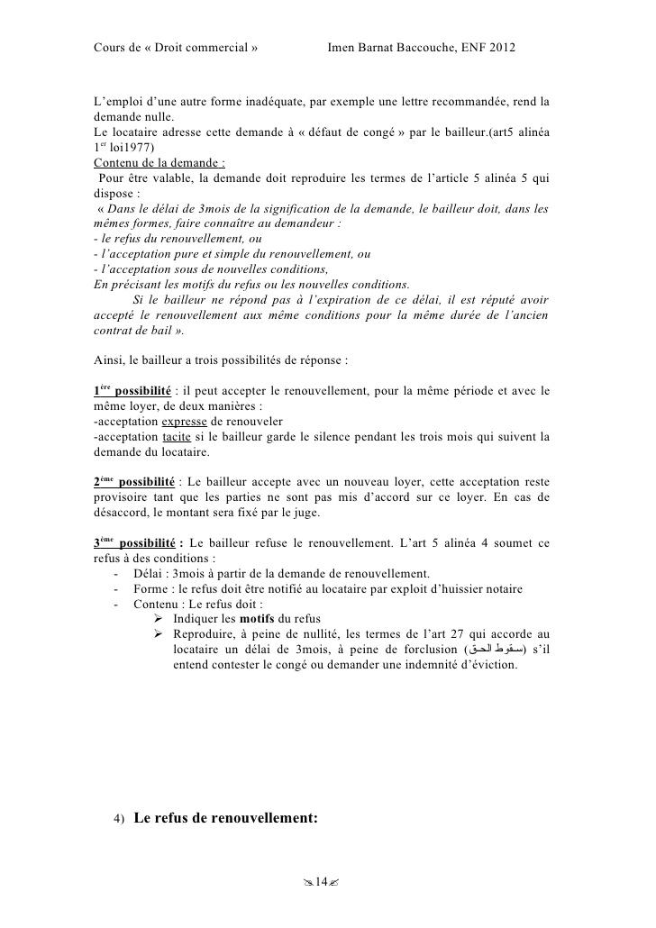 Modele De Lettre D Augmentation Du Loyer Modele De Lettre Type