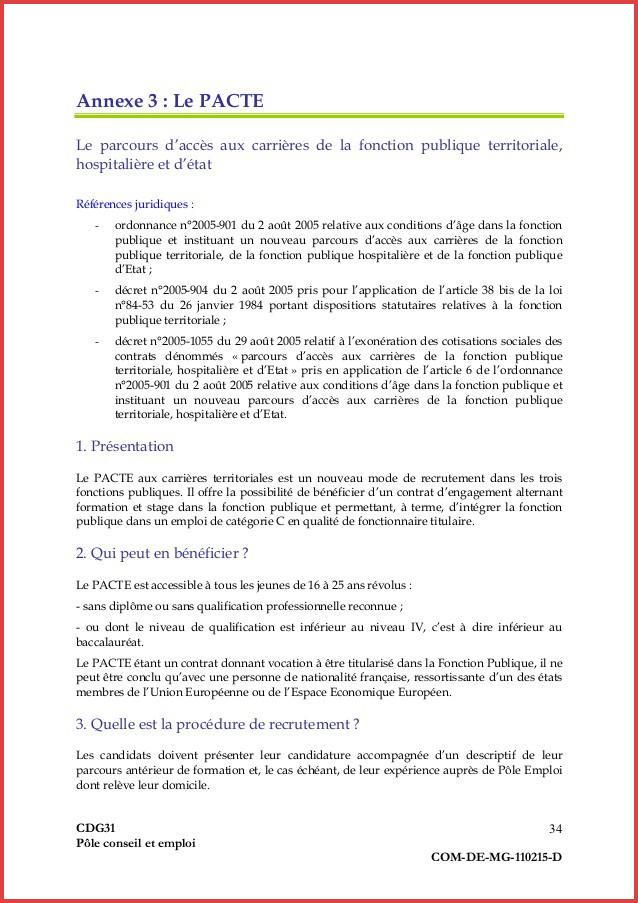 modele de lettre de demande de mutation fonction publique