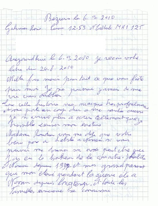 resiliation du bail lettre