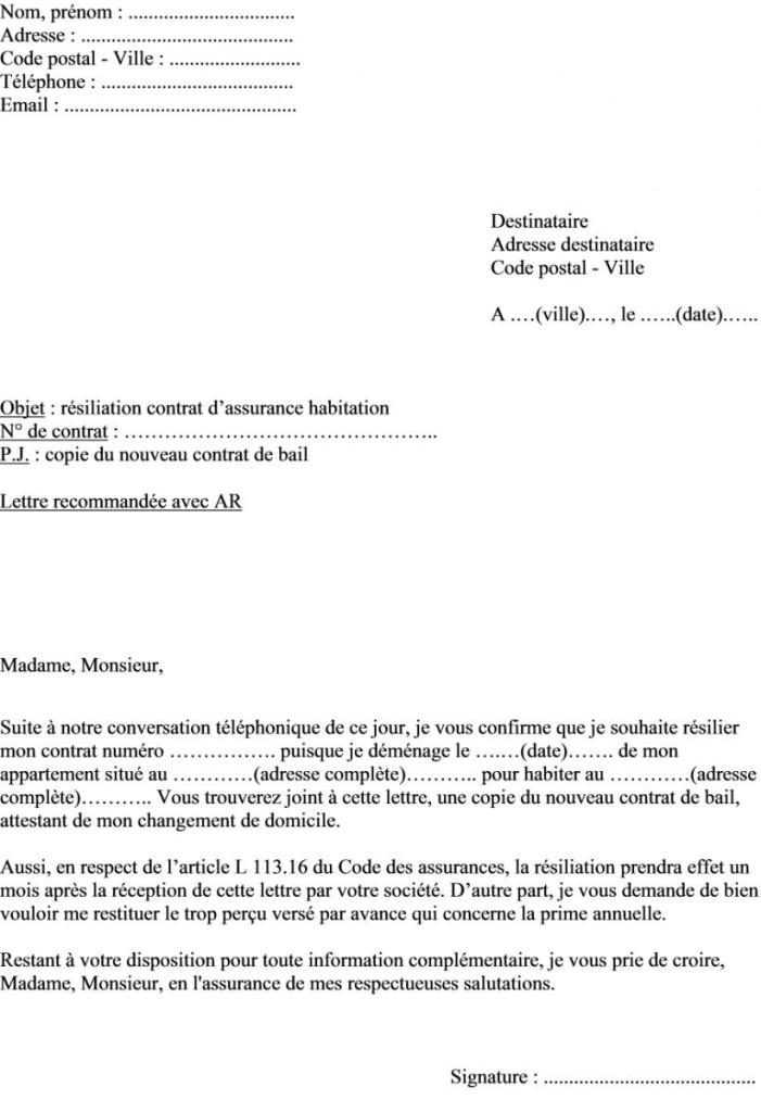 374c2162721 modele de lettre de rupture conventionnelle gratuite - Modele de ...