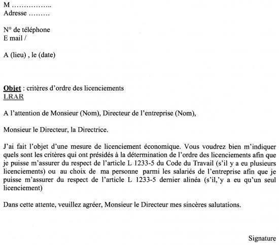 19d494364e7 modele de lettre de rupture conventionnelle gratuite - Modele de ...
