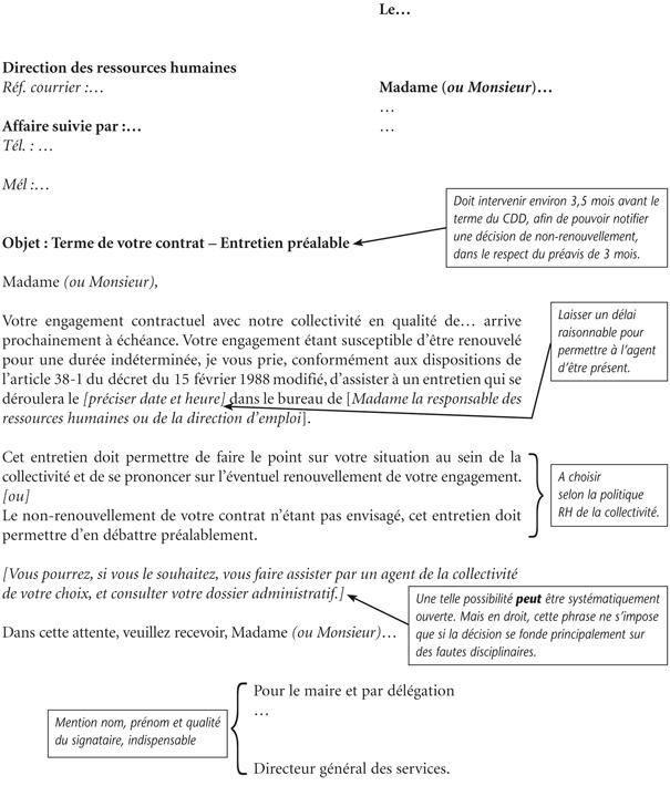 modele de lettre depart en retraite fonction territoriale publique