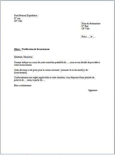 modele de lettres administratives gratuites