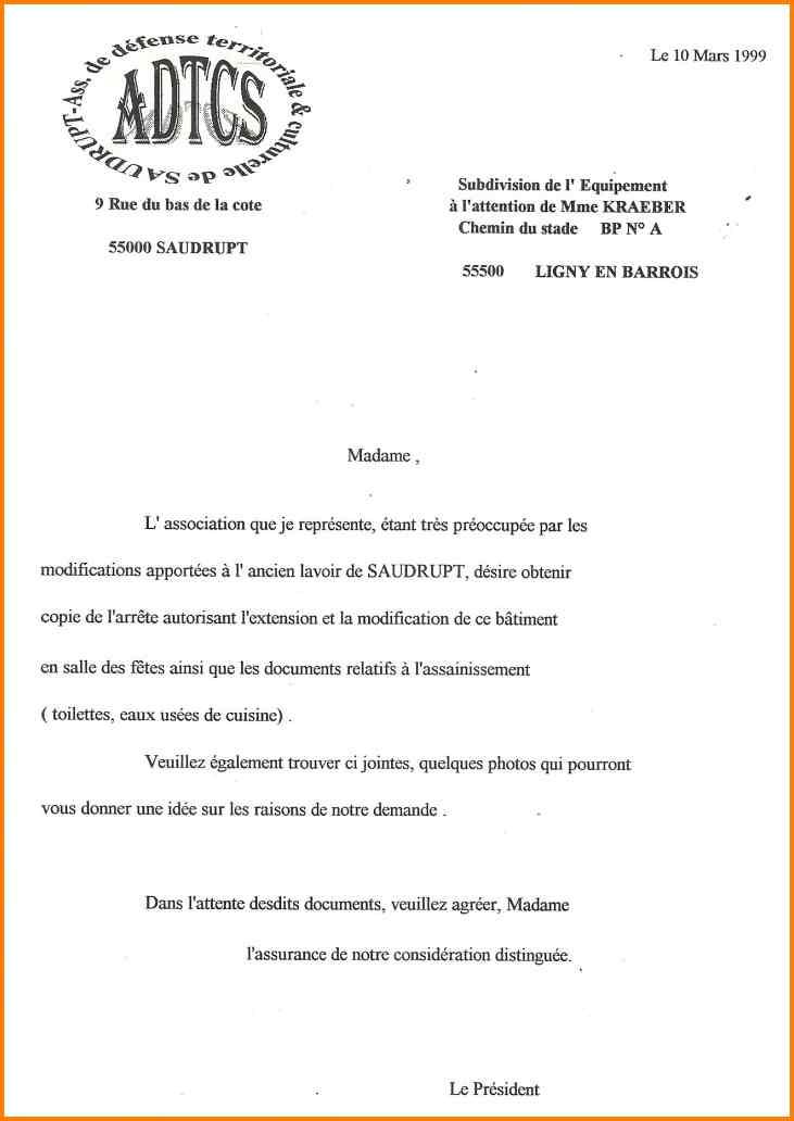 modele lettre avocat