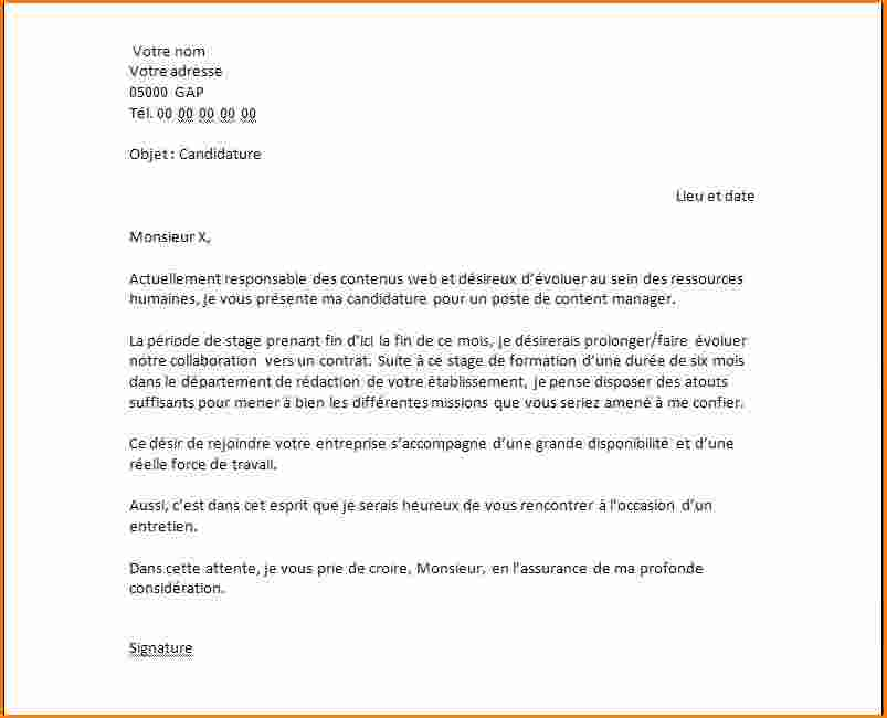 modele lettre de motivation assistant de justice