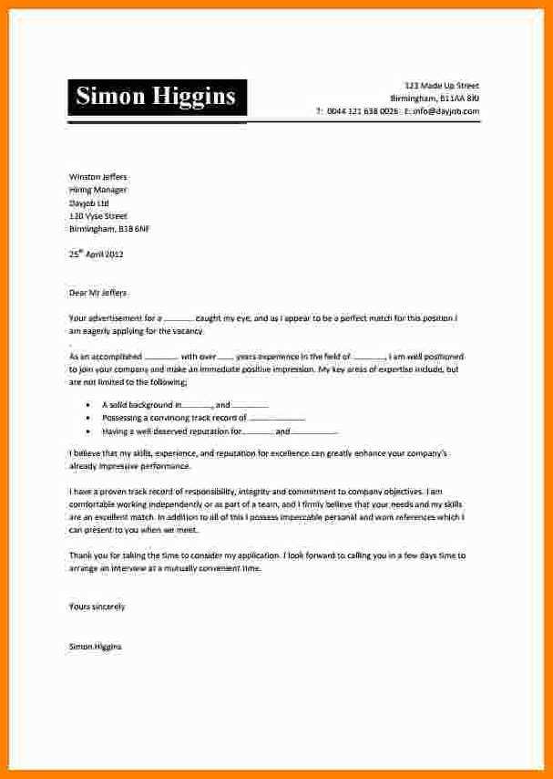 modele lettre de motivation vendeur automobile - Modele de lettre type