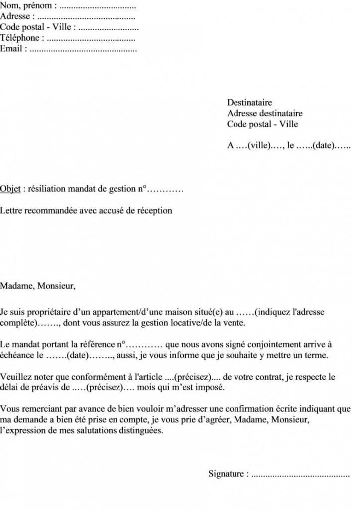 modele lettre reclamation fournisseur