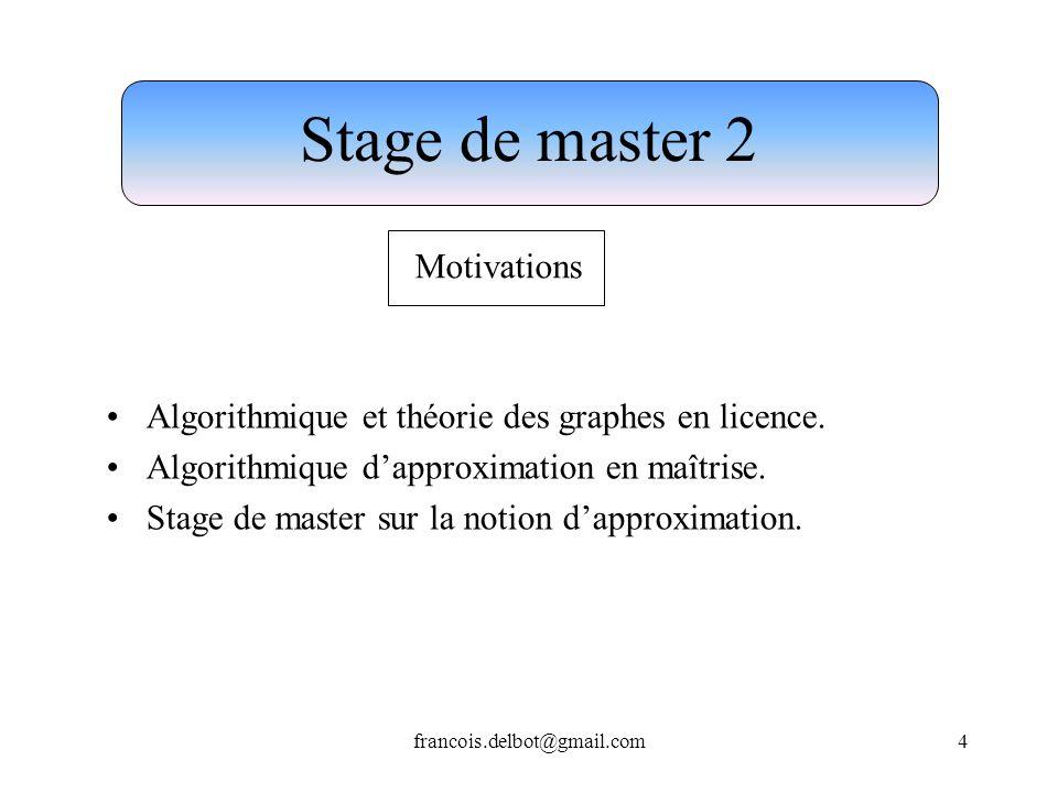 motivations master