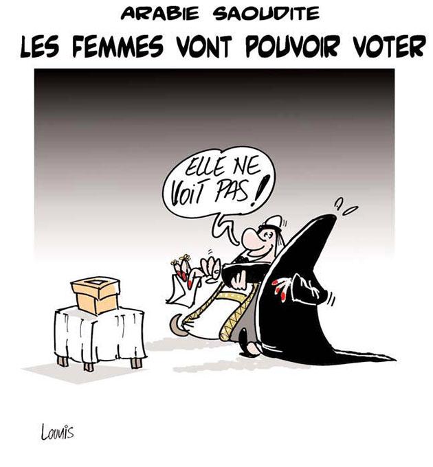 pouvoir de vote