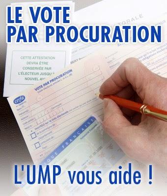 procuration cheque
