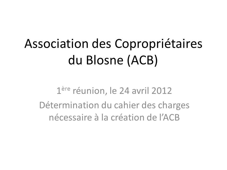 procuration vote assemblee generale copropriete