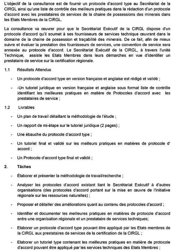 protocole d'accord type gratuit - Modele de lettre type