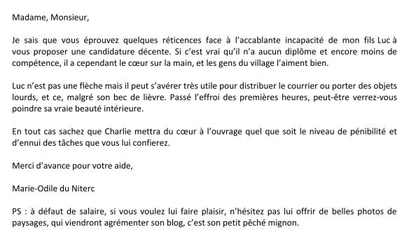 relance candidature spontanee mail exemple