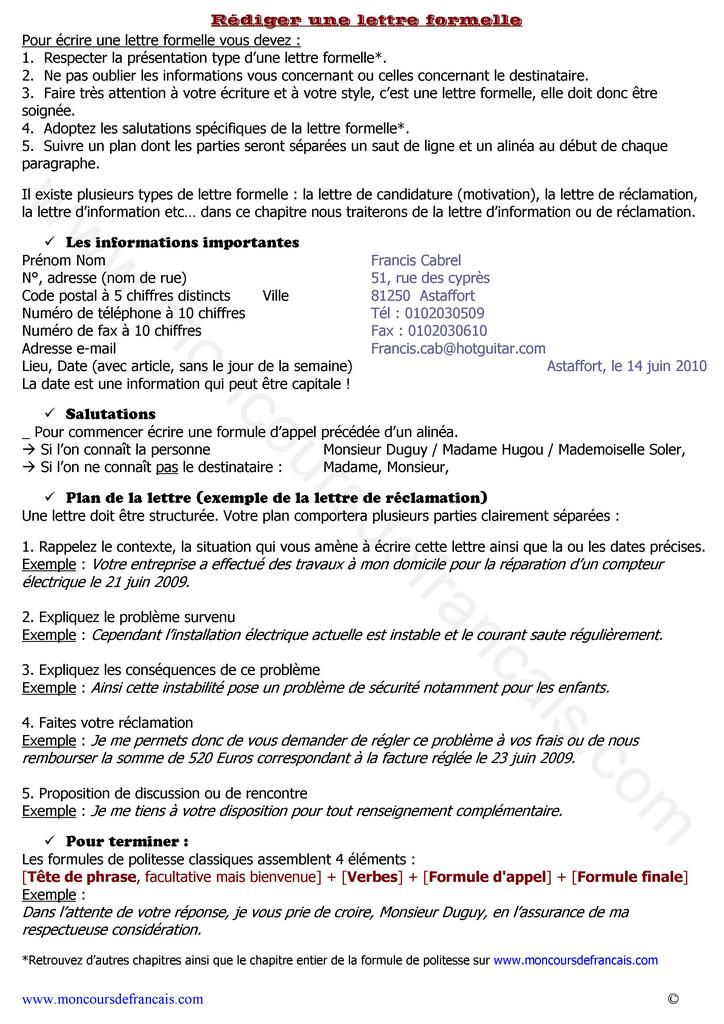 lettre demande attestation assedic employeur