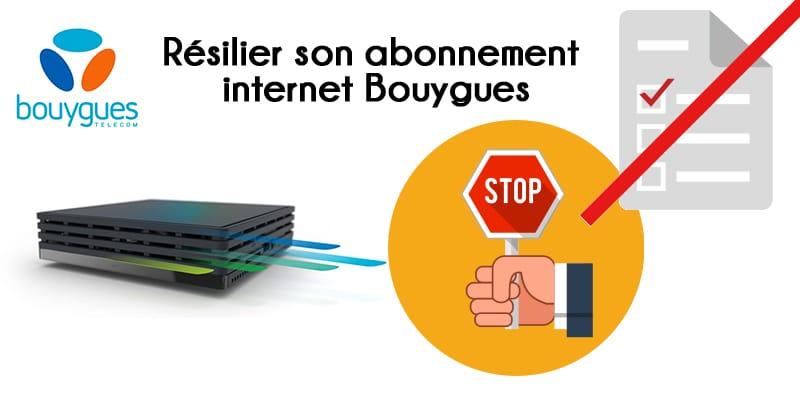 resiliation bouygues bbox