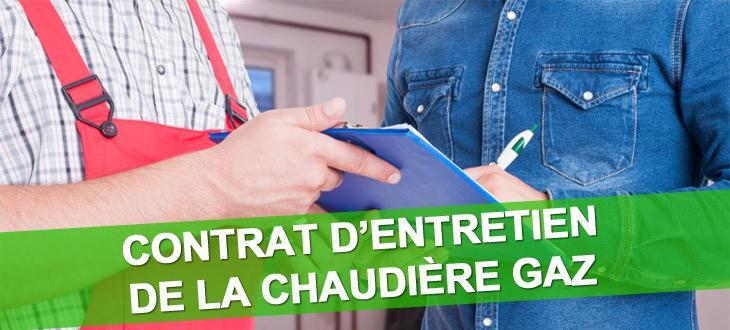 resiliation contrat entretien chaudiere gaz - Modele de ...