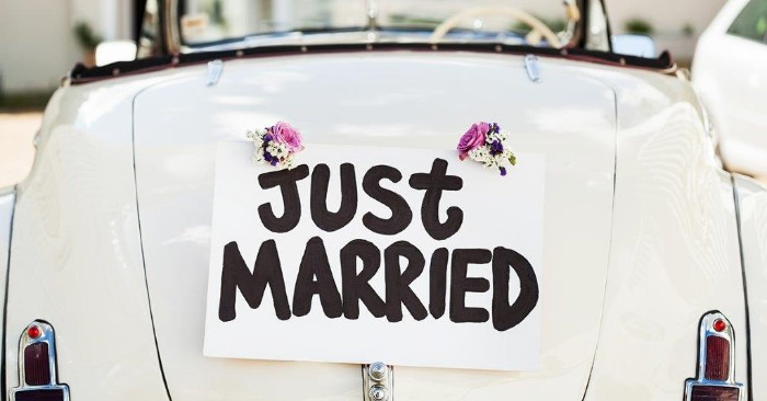 sincere felicitation mariage