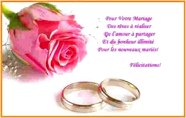 carte mariage felicitations gratuite