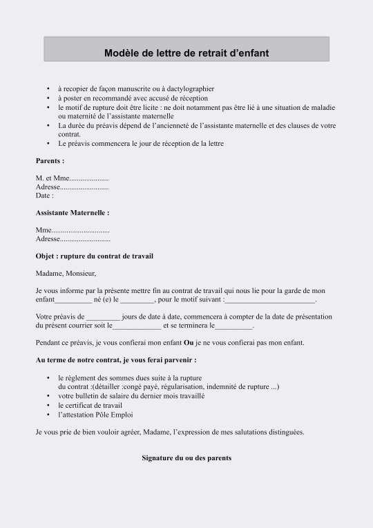 contrat de travail cdi gratuit a telecharger