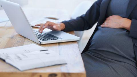demission pendant conge maternite