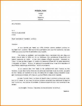 exemple lettre de motivation secretaire medicale - Modele ...