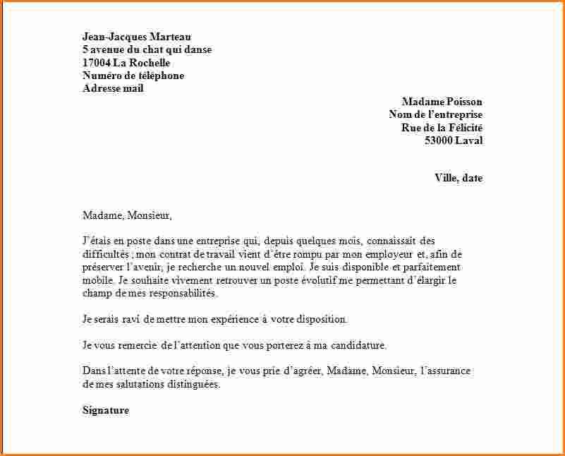 lettre administrative pdf gratuit