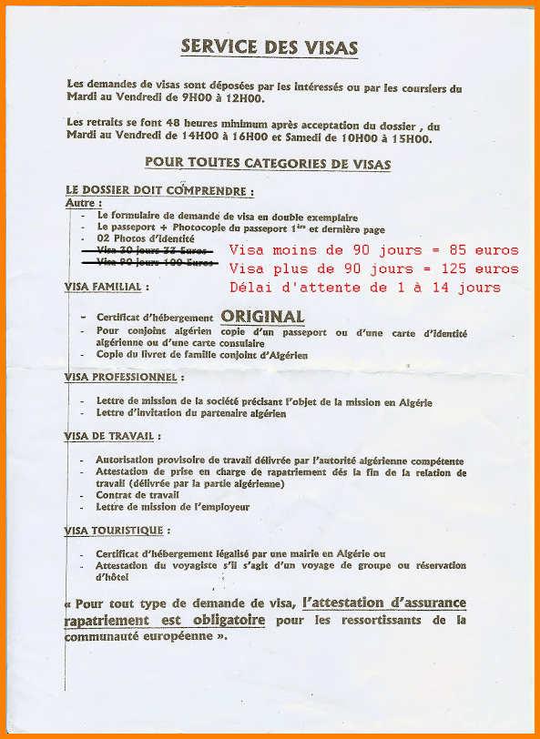 lettres types gratuites en francais