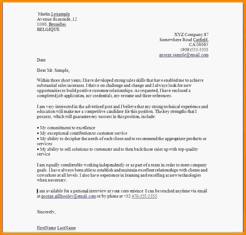 lettre de livraison - Modele de lettre type