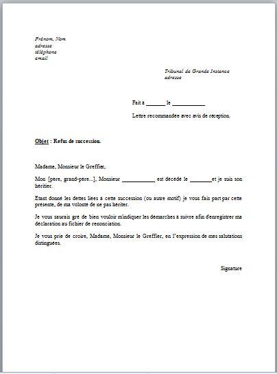 lettre de procuration signature bail