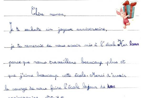 lettre justificatif de domicile chez les parents - Modele de lettre type
