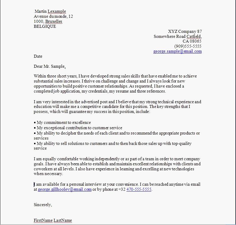 lettre motivation secretaire sans experience - Modele de ...