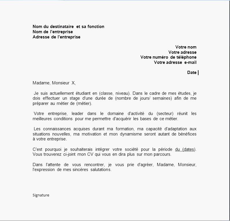 lettre rupture contrat assistance maternelle - Modele de lettre type