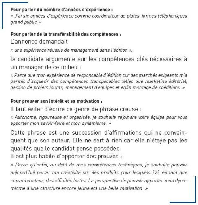 Lettre De Motivation Model: Model Lettre De Motivation Pdf