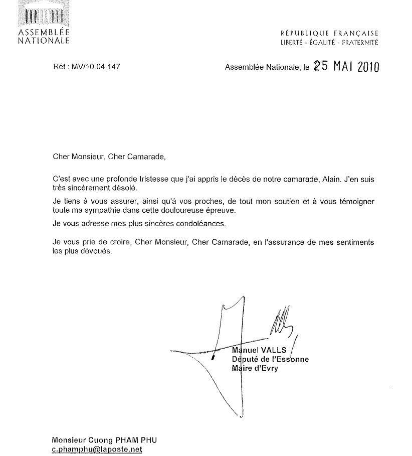 modele de lettre de demission d'un lycee professionnel ...