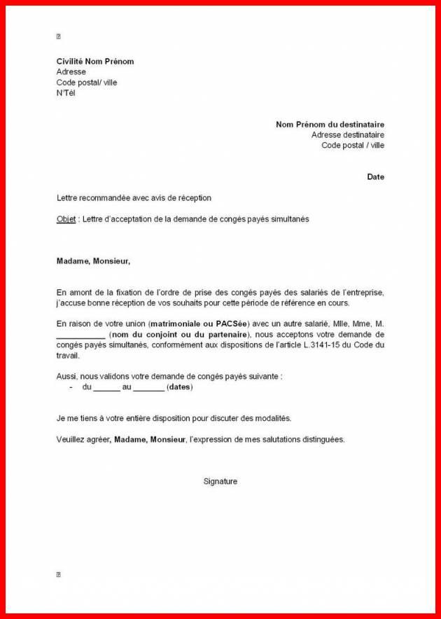 modele de lettre de demission gratuite cdi - Modele de ...